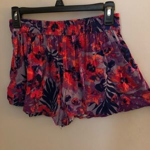 flowy, summery shorts